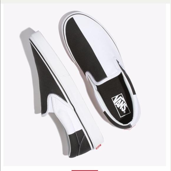 Vans Shoes | Vans Mega Checker Slip On